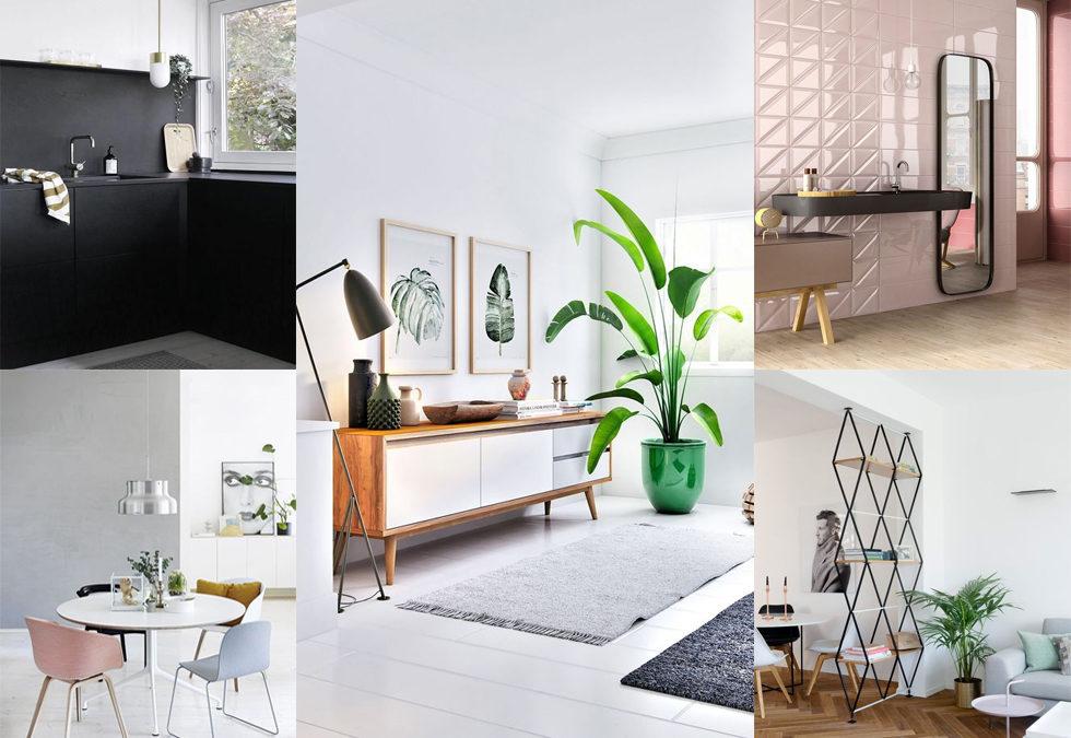 Las 11 tendencias de decoración para 2019