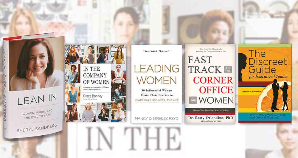 Libros para potenciar el talento de la mujer en la empresa