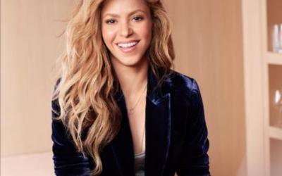 Shakira, la nueva embajadora de la marca Pandora