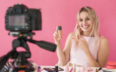 Tips y herramientas para convertirte en una influenciadora de belleza