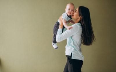 Ser mamá en la era industrial