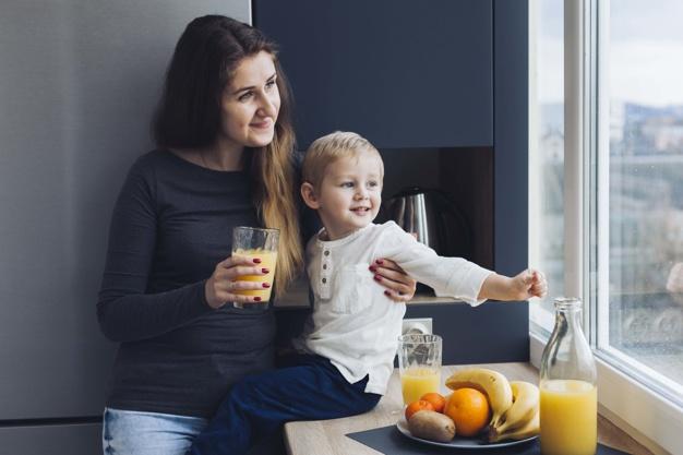 5 consejos prácticos para brindar una nutrición equilibrada a sus hijos
