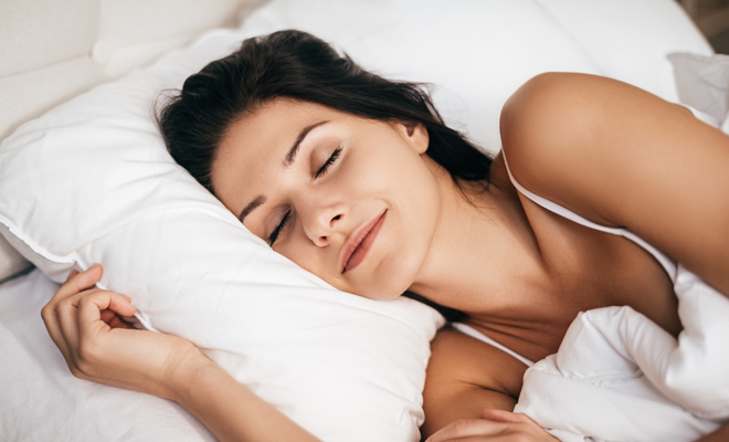Descansar bien te ayudara a mantenerte saludable