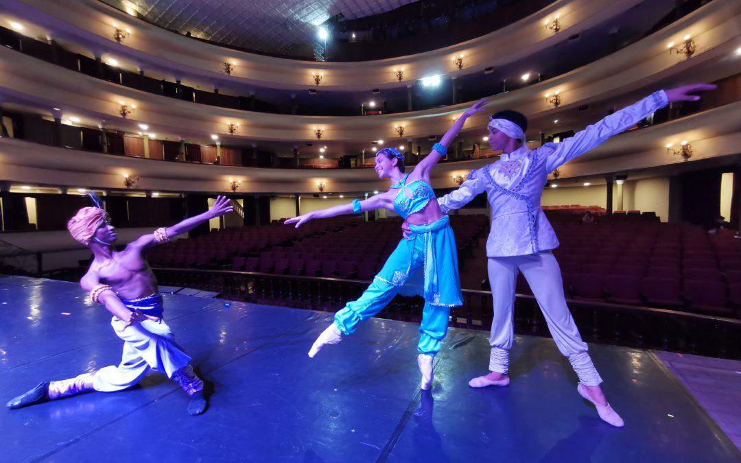 Aladino llega al Teatro Melico Salazar a cargo de la  Compañía Ballet Nacional de Costa Rica