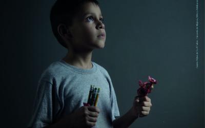 Campaña busca visibilizar las agresiones que viven cientos de niños y adolescentes en sus propios hogares
