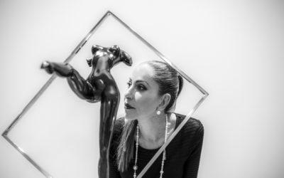"""Sandra Rubinstein presenta """"Perspectivas Femeninas"""" en el Museo del Jade y de la Cultura Precolombina"""
