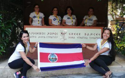 Academia Costarricense estuvo presente en el  Congreso Mundial de Investigación de la Danza.