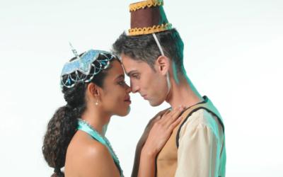 ¡Llegó Aladino! Disfrute de este espectáculo con toda la familia