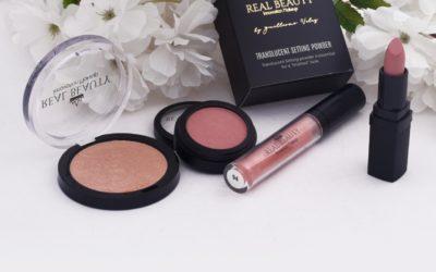 Nueva línea de maquillaje Real Beauty