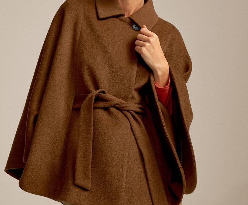 Cinco abrigos en tendencia para lucir en los días de invierno