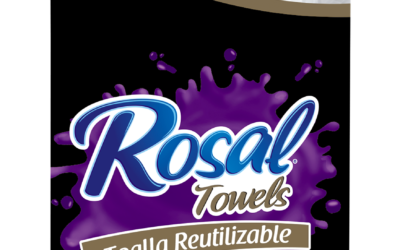 Guatemala: Rosal lanza su nueva toalla reutilizable