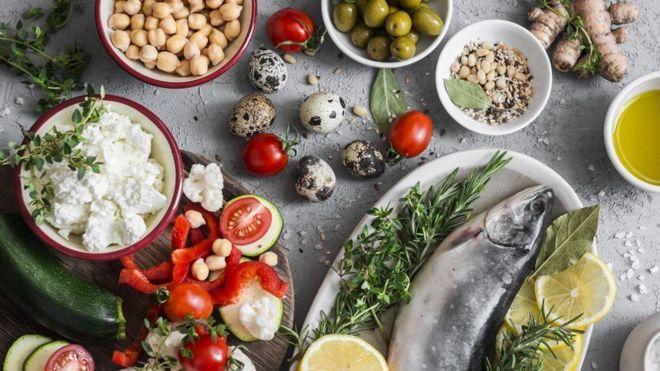 Los alimentos que ayudan al cerebro a funcionar mejor