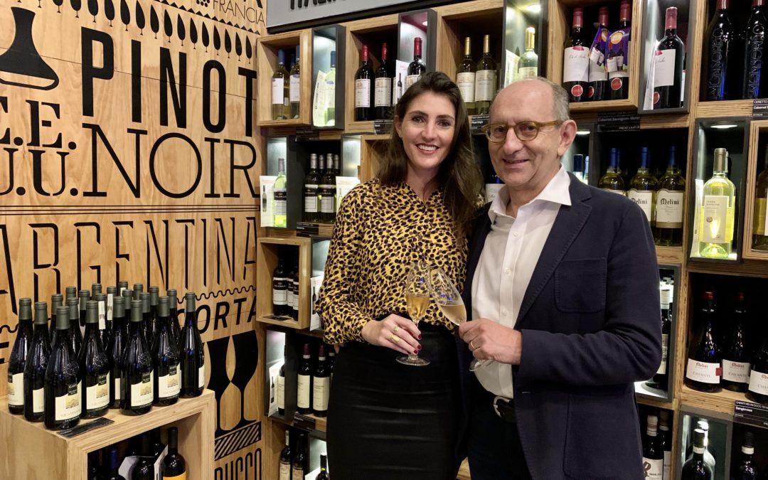Bottega celebra su quinto aniversario con los mejores vinos y sabores del mundo