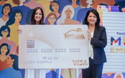 BANRURAL lanza en Guatemala, nueva tarjeta de crédito Mujer Emprende