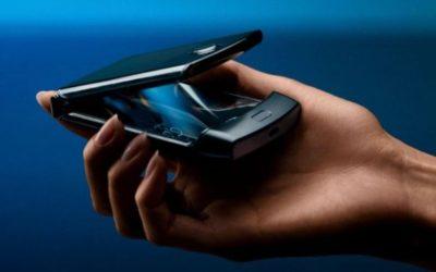 Regresó del icónico Motorola Razr