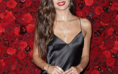 VICTORIA'S SECRET presenta su nuevo perfume junto con Sara Sampaio