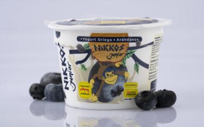 Nikkos presenta yogurt griego especial para niños