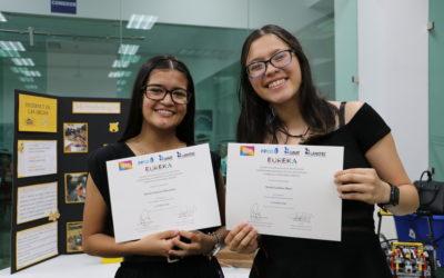 Ingenio de cinco jóvenes ticas llegará a la Feria Internacional de Ciencia e Ingeniería en Estados Unidos