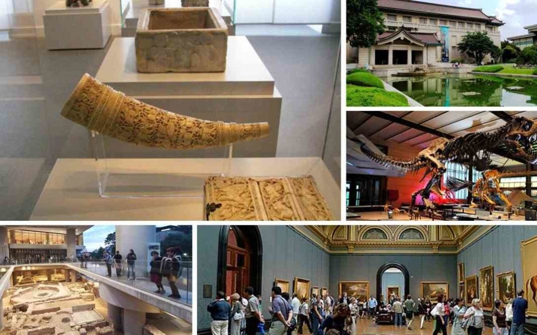 Cuarentena: 10 museos para visitar desde la comodidad de su casa