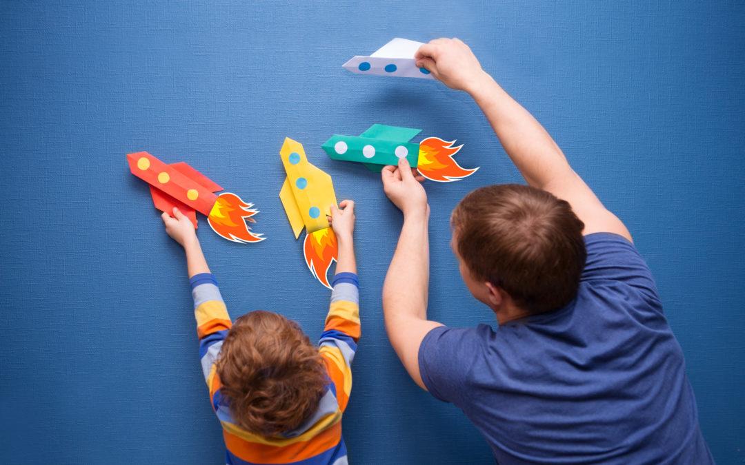 Ideas y juegos divertidos para la familia en esta Semana Santa