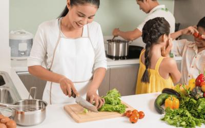 Construyendo hábitos más saludables para nuestros hijos