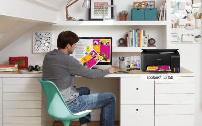 Impresoras que cuidan la economía familiar durante el HomeSchool