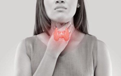 Depresión y ansiedad podrían estar relacionados con problemas de tiroides