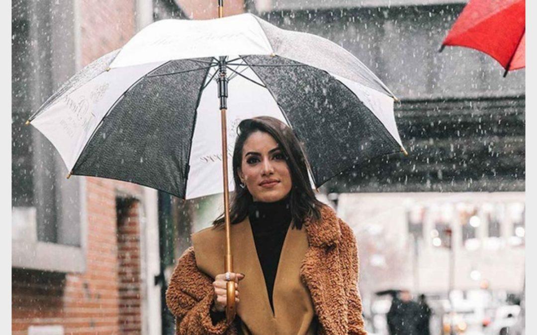 8 Consejos para cuidar el cabello en los meses de lluvia