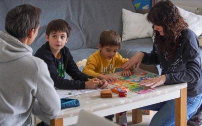 ¿Cómo mantener y contagiar ánimo a los hijos?