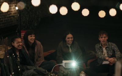 ¿Cómo crear un cine en cualquier ambiente del hogar?