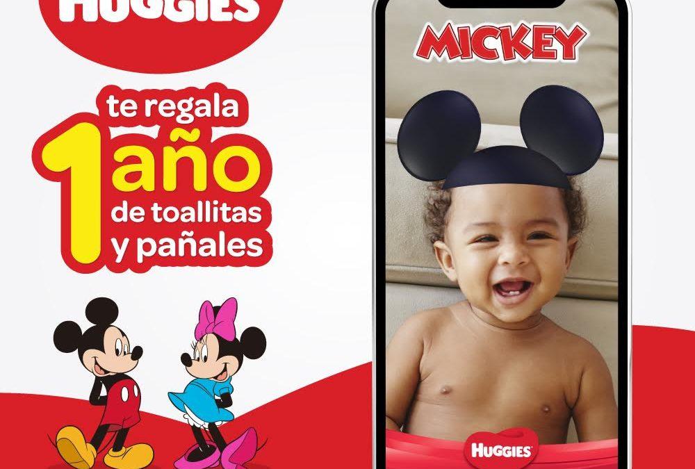 Huggies ® divertirá a las familias con novedosa app de Disney ®