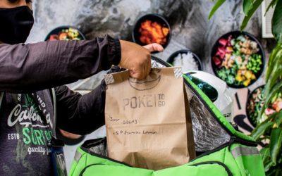 """POKE abre local en San Pedro bajo la modalidad """"to-go"""""""