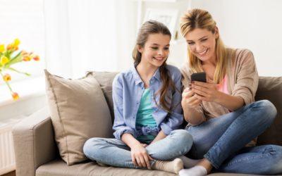 Pandemia redujo la brecha digital entre madres e hijos gracias a la conectividad