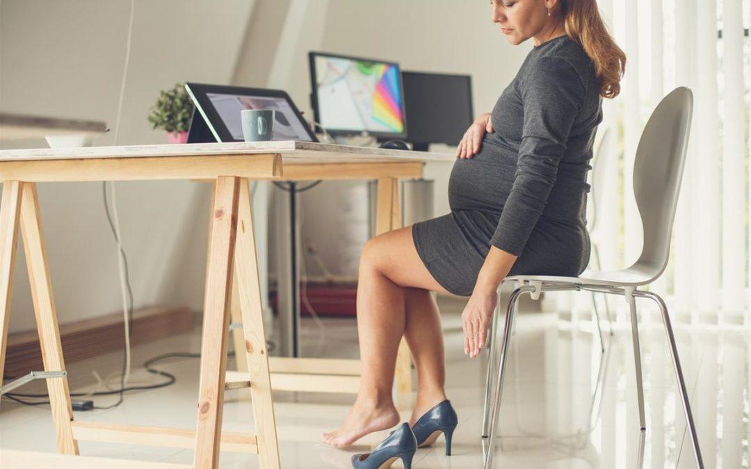 Medias de compresión: Combaten la pesadez, cansancio e inflamación en el embarazo