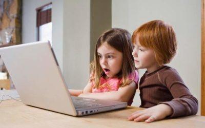 Seguridad de los niños durante el uso del internet