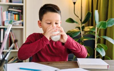 Cinco consejos para acompañar la nutrición y desarrollo de los niños en edad escolar