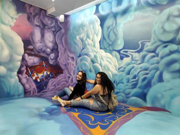 La ciudad de Orlando abrirá en enero un Museo de las Ilusiones