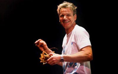 """Gordon Ramsay: """"Cocinar es como un deporte y no todos llegan a lo más alto"""""""