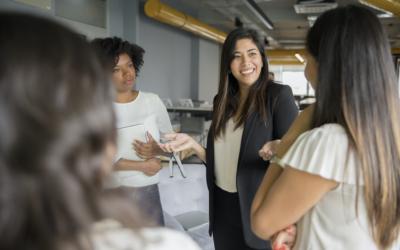 Nestlé reafirma su compromiso con la equidad de género, 42% de las posiciones de liderazgo de la compañía en Centroamérica están a cargo de mujeres