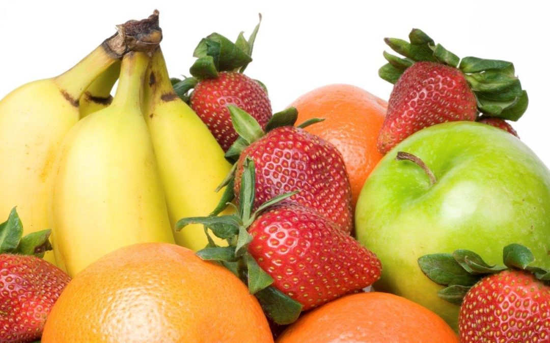 6 frutas aliadas para nuestra nutrición