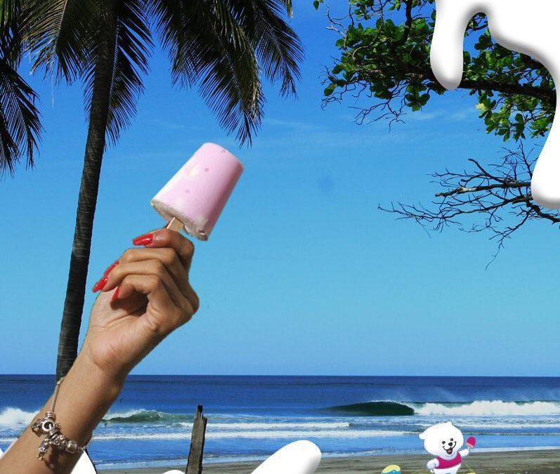 Emprendedores costarricenses encuentran una oportunidad de negocio con los helados de palito
