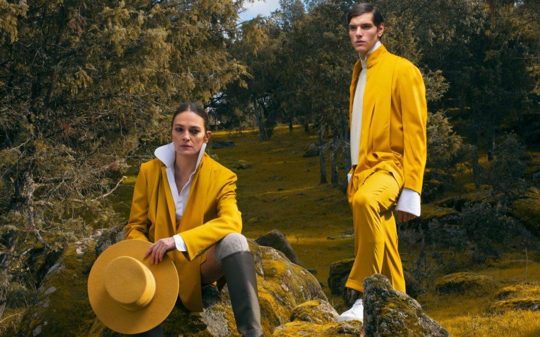 Oteyza, un estilo sin artificios y fiel a lo natural en la semana de la moda de París