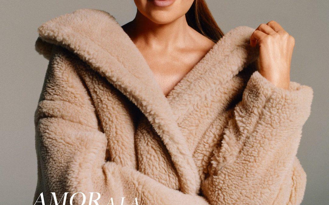 Thalía, cumple con su sueño de protagonizar portada de Vogue