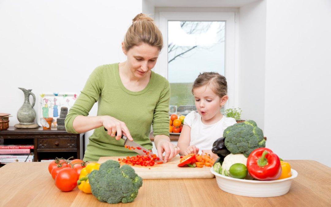 Hábitos alimenticios en los niños en este regreso a clases