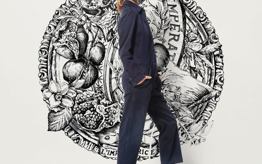 Beatrice Borromeo, es la nueva embajadora de Dior