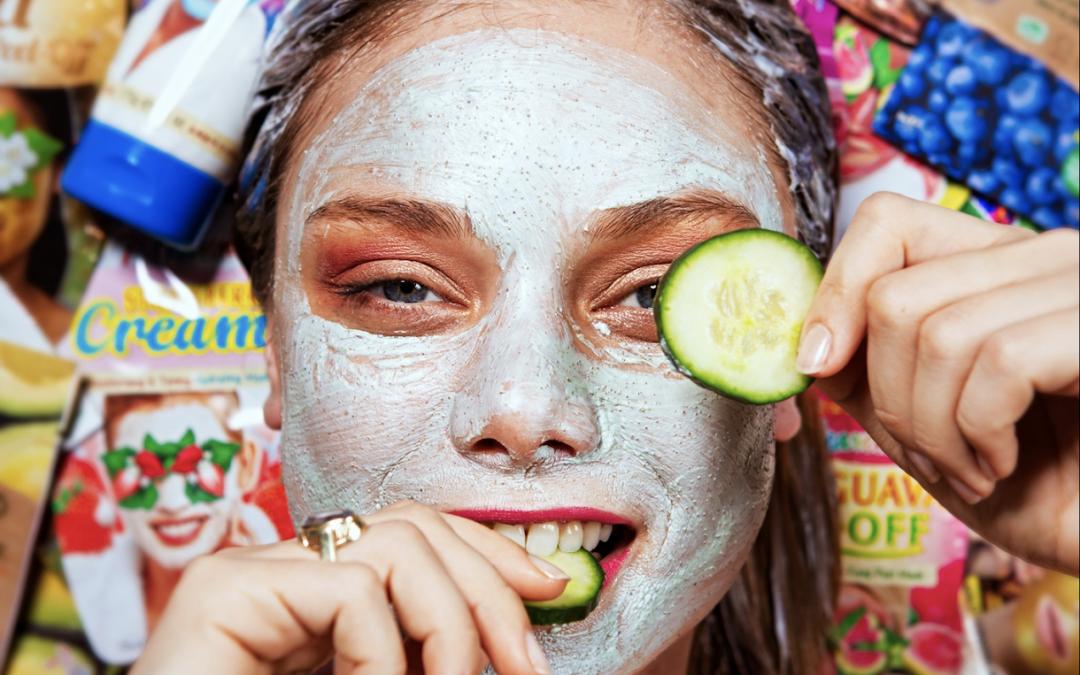8 mascarillas caseras para el cuidado del rostro