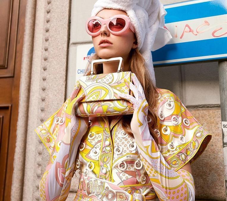 Pucci, el diseñador que quiso vestir a todas las mujeres