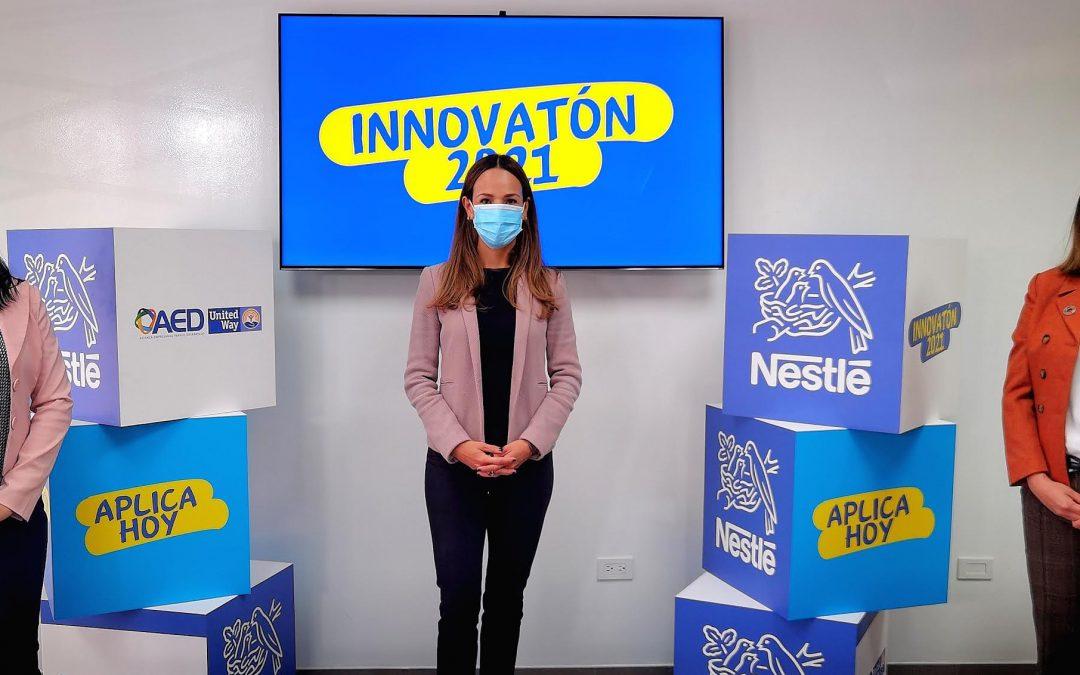 Concurso Innovatón de Nestlé invita a jóvenes con propuestas de emprendimiento a ganar hasta US$16,000 en capital semilla