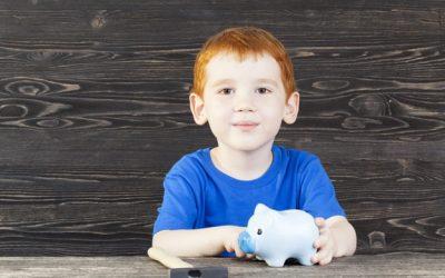 5 consejos para educar la importancia del ahorro en los niños