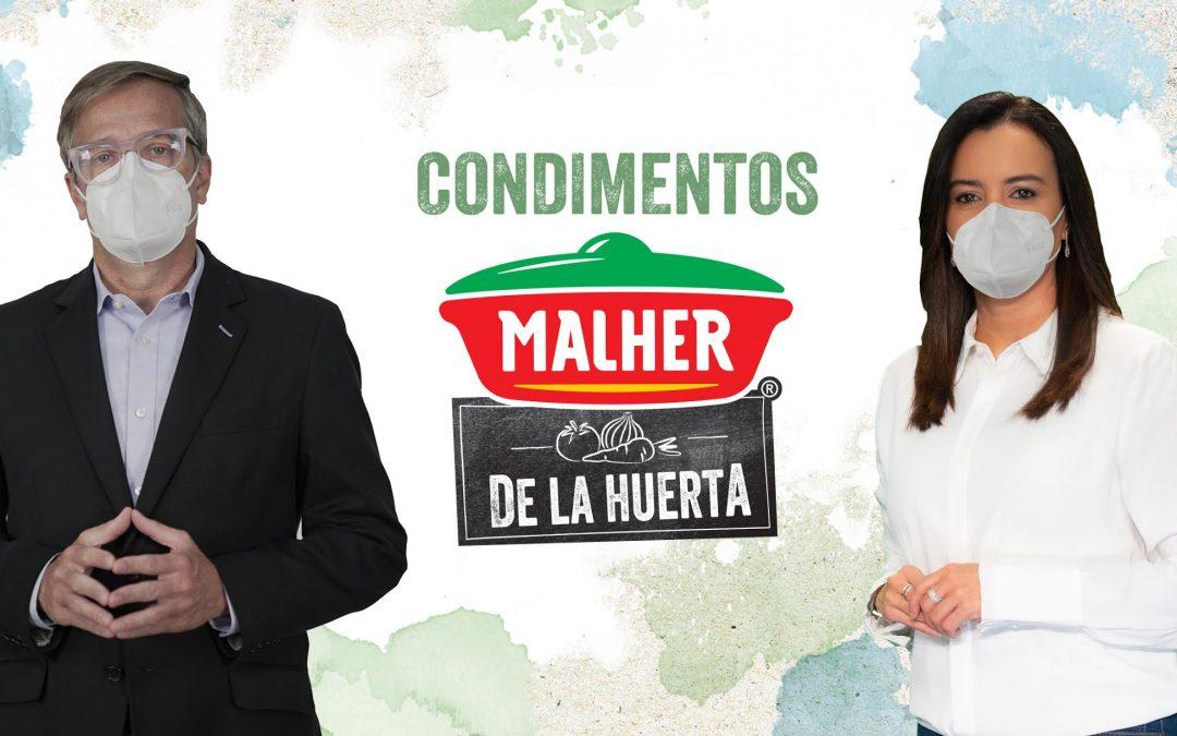 Llega a Guatemala Malher de La Huerta